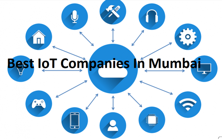 Best IoT Companies In Mumbai